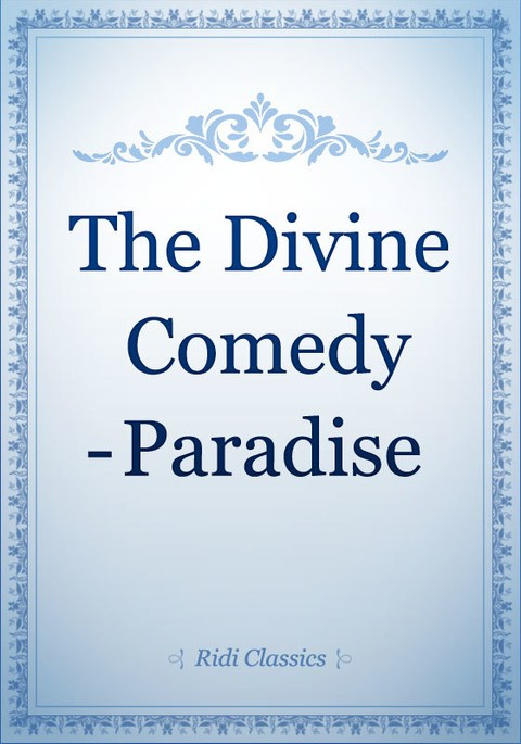 The Divine Comedy - Paradise