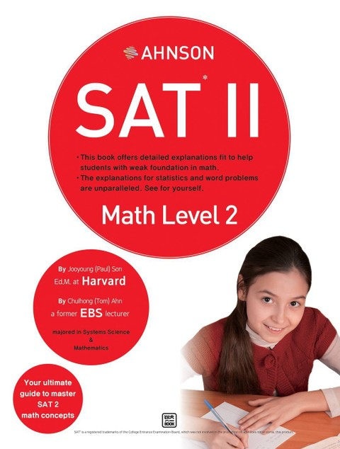 AHNSON SAT II Math Level 2